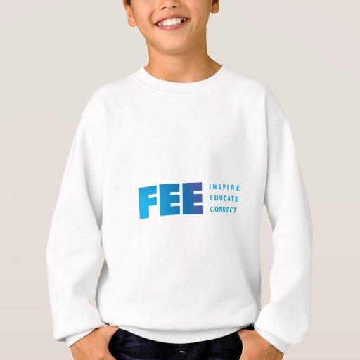 FEE_tag_RGB gradient tag shirt.ai Sweatshirt