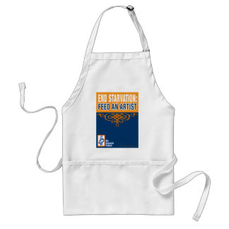 Feed an Artist Chef's Apron