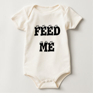 FEED ME BABY BODYSUIT