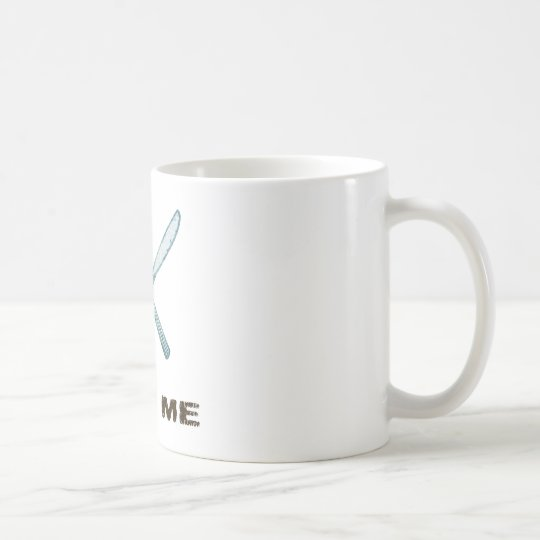 Feed Me Coffee Mug