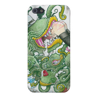 Feed Me! Cover For iPhone SE/5/5s
