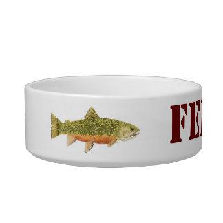 FEED ME Dog Dish Pet Food Bowls