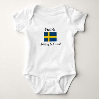 Feed Me Herring & Kisses! T-shirt
