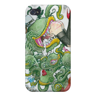 Feed Me! iPhone 4/4S Covers