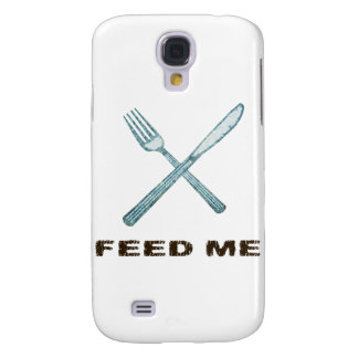 Feed Me Samsung Galaxy S4 Cover