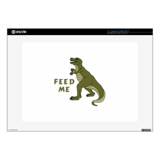 "Feed Me Skins For 15"" Laptops"