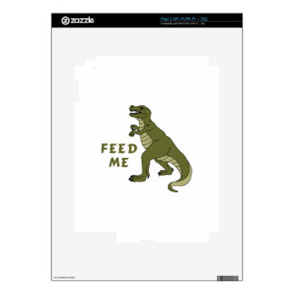 Feed Me Skin For The iPad 2
