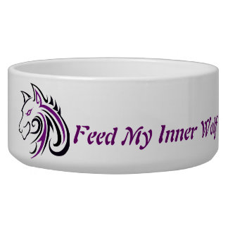 Feed My Inner Wolf feat. the Purple and Black Wolf Bowl