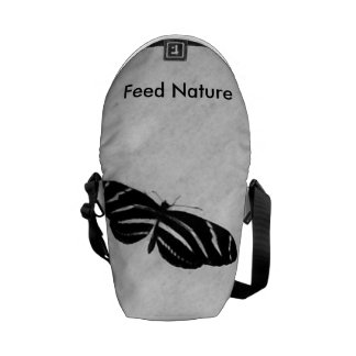 Feed Nature Courier Bag