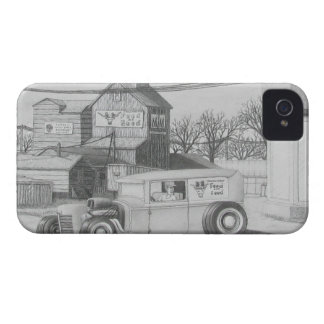 Feed Store Rat Rod BlackBerry Bold Cases