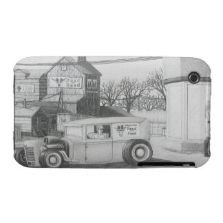 Feed Store Rat Rod iPhone Case iPhone 3 Case