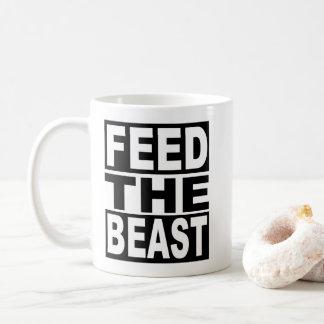 Feed the Beast Coffee Mug