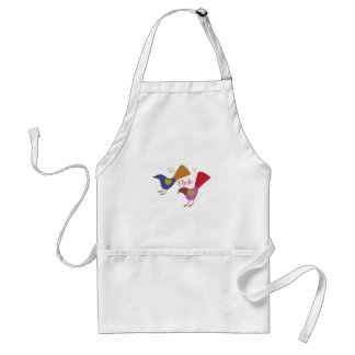 Feed The Flock Adult Apron