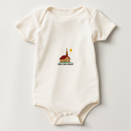 feed the hungry baby bodysuit