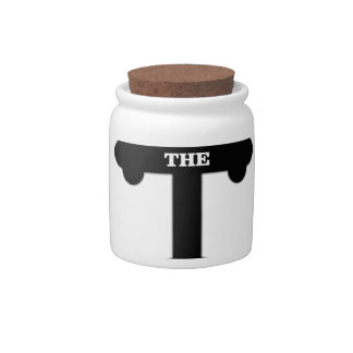 feed the Hungry Candy Jar