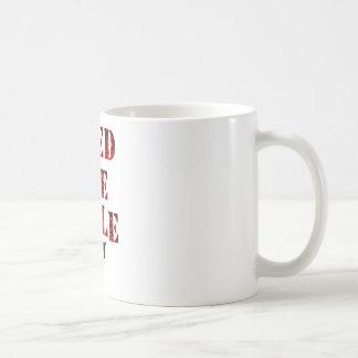 Feed The Mule Johan Franzen Coffee Mug
