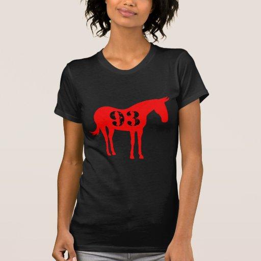 Feed The Mule Johan Franzen T Shirt