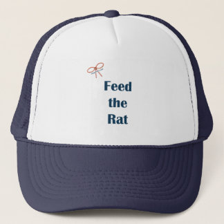 Feed The Rat Reminders Trucker Hat