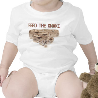 Feed the Snake Infant Creeper