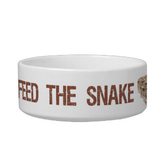 Feed the Snake Pet Bowl