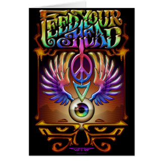 Feed Your Head by J. Matthew Root Card
