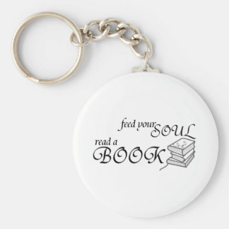 Feed Your Soul Keychain