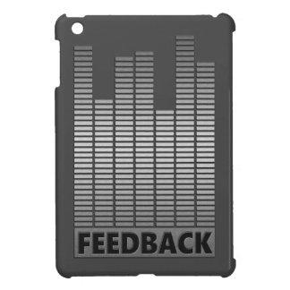 Feedback concept. case for the iPad mini