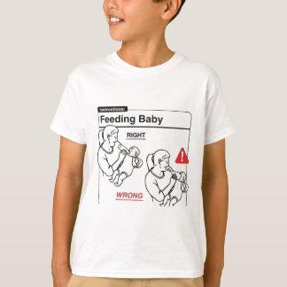 Feeding Baby T-Shirt