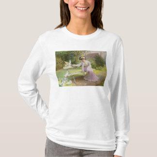 Feeding the Doves T-Shirt