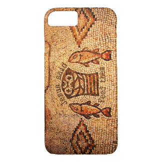 Feeding the Multitude with 5 Loaves and 2 Fishes iPhone 8/7 Case