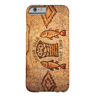Feeding the Multitude with 5 Loaves and 2 Fishes iPhone 6 Case