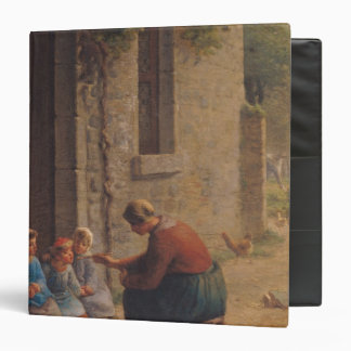 Feeding the Young, 1850 Binder