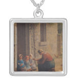 Feeding the Young, 1850 Necklace