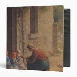 Feeding the Young, 1850 Vinyl Binders