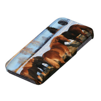 Feeding Time iPhone 4 Cover