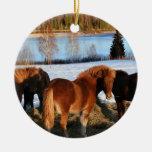 Feeding Time Ornament