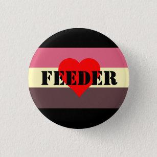 Feedist Pride Flag Feeder Pin