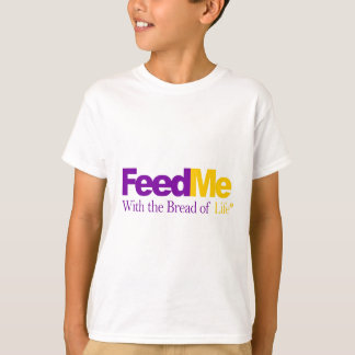 FeedMe (Gold): Delivery Parody T-Shirt