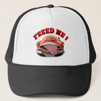 feeed me trucker hat