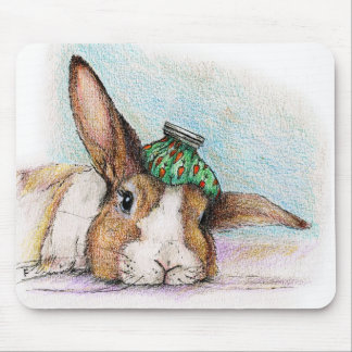FEEL BETTER BUN MOUSE PAD