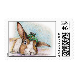 FEEL BETTER BUN POSTAGE STAMPS