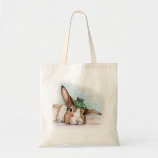 FEEL BETTER BUN TOTE BAG