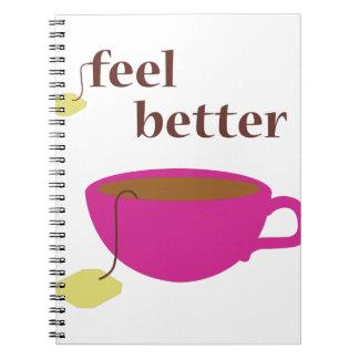 Feel Better Note Book