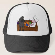 Feel Better Sheeple Trucker Hat