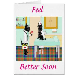 Feel Better Soon Card