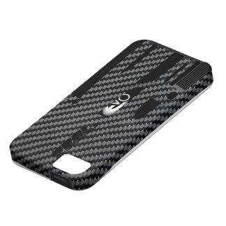 FEEL . CARBON FIBER . EVO iPhone SE/5/5s CASE