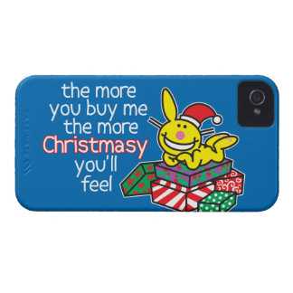 Feel Christmasy iPhone 4 Covers