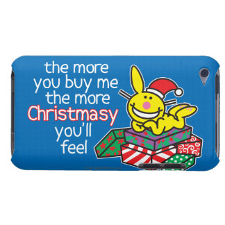 Feel Christmasy iPod Case-Mate Case