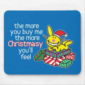 Feel Christmasy Mouse Pad
