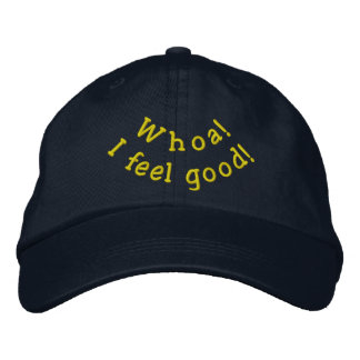 Feel Good hat